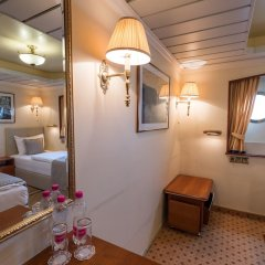 Отель OnRiver Hotels - MS Cezanne комната для гостей фото 4
