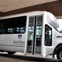 Park Plaza Hotel Блумингтон городской автобус