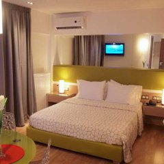 Отель Elements Rooms and Apartments Греция, Маруси - отзывы, цены и фото номеров - забронировать отель Elements Rooms and Apartments онлайн комната для гостей фото 4