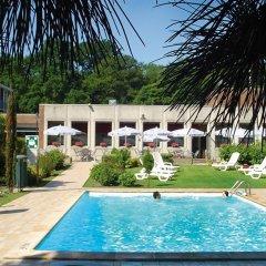 Отель Leonardo Hotel Brugge Бельгия, Брюгге - 2 отзыва об отеле, цены и фото номеров - забронировать отель Leonardo Hotel Brugge онлайн бассейн фото 3