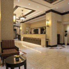 Отель Danat Al Ain Resort ОАЭ, Эль-Айн - отзывы, цены и фото номеров - забронировать отель Danat Al Ain Resort онлайн интерьер отеля фото 3