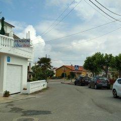 Отель Mar de Rosas парковка