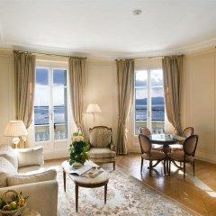 Отель InterContinental Carlton Cannes 5* Представительский люкс с различными типами кроватей