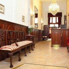 Бутик-отель King Charles Residence Прага интерьер отеля