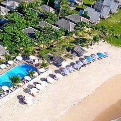 Отель Lanta Palace Resort And Beach Club Таиланд, Ланта - 1 отзыв об отеле, цены и фото номеров - забронировать отель Lanta Palace Resort And Beach Club онлайн бассейн