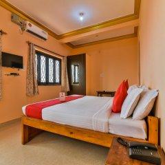 Отель OYO 8041 Zac Beach Resort Гоа сейф в номере