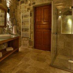 Acropolis Cave Suite Турция, Ургуп - отзывы, цены и фото номеров - забронировать отель Acropolis Cave Suite онлайн ванная фото 2