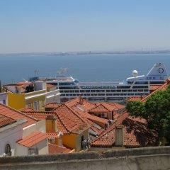 Отель Casa Santa Clara Португалия, Лиссабон - отзывы, цены и фото номеров - забронировать отель Casa Santa Clara онлайн пляж