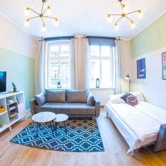 Отель Smart Aps Apartamenty Slowackiego 39 комната для гостей