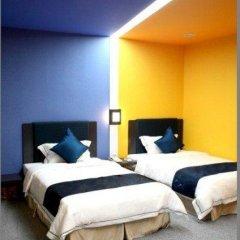 Отель Zzz Китай, Шэньчжэнь - отзывы, цены и фото номеров - забронировать отель Zzz онлайн комната для гостей фото 3
