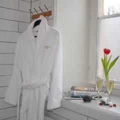 Отель Långholmen Hotell Швеция, Стокгольм - отзывы, цены и фото номеров - забронировать отель Långholmen Hotell онлайн ванная фото 2