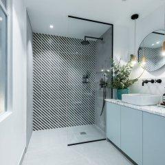 Апартаменты L'Abeille Boutique Apartments Ницца ванная