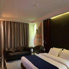 Отель Rum Hotels - Al Waleed Амман комната для гостей фото 3