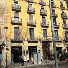 Отель Hostal Plaza Goya Bcn Барселона фото 5