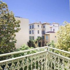 Отель Odalys City Nice Le Palais Rossini балкон