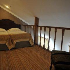 Гостиница Reikartz Medievale Львов комната для гостей фото 3