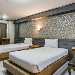 Отель Convenient Park Бангкок комната для гостей фото 4