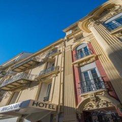 Hotel Paganini вид на фасад фото 2