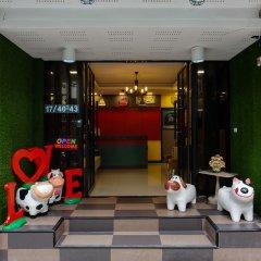 Отель Le Clarita Бангкок детские мероприятия
