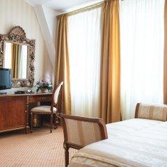 Гостиница Подол Плаза Киев комната для гостей фото 2