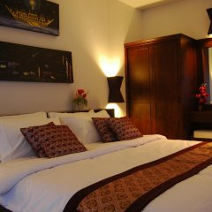 Отель Chaw Ka Cher Tropicana Lanta Resort комната для гостей фото 2