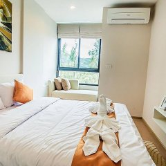 Отель Zcape 2 Residence by AHM Asia Пхукет комната для гостей фото 3