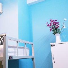 BohoLand Hostel сейф в номере