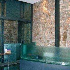 Отель Aparthotel Allada Барселона бассейн