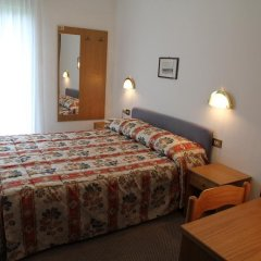 Hotel Garni Roberta Рокка Пьеторе комната для гостей фото 5