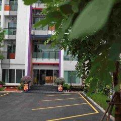 Отель Restrorians парковка