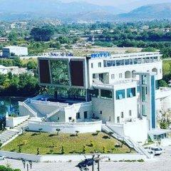 Отель Prince of Lake Hotel Албания, Шенджин - отзывы, цены и фото номеров - забронировать отель Prince of Lake Hotel онлайн приотельная территория