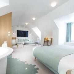 Отель Le Lapin Blanc Париж комната для гостей фото 5