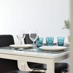 Отель Hiisi Homes Espoo Center удобства в номере