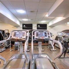 London Marriott Hotel Regents Park фитнесс-зал фото 2