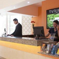 Отель Turim Estrela do Vau Hotel Португалия, Портимао - отзывы, цены и фото номеров - забронировать отель Turim Estrela do Vau Hotel онлайн интерьер отеля