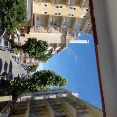 Отель Fellini Rimini Римини балкон