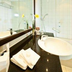 Отель Dorint An der Messe Koln Германия, Кёльн - отзывы, цены и фото номеров - забронировать отель Dorint An der Messe Koln онлайн ванная фото 2