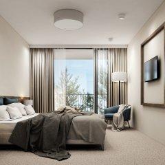 Отель Azurro Болгария, Солнечный берег - отзывы, цены и фото номеров - забронировать отель Azurro онлайн комната для гостей фото 2