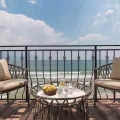 Отель Algara Beach Hotel - All Inclusive Болгария, Кранево - отзывы, цены и фото номеров - забронировать отель Algara Beach Hotel - All Inclusive онлайн балкон