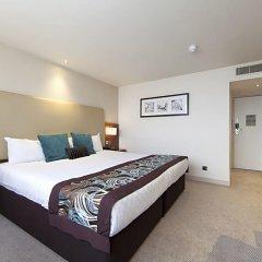Отель Thistle Kensington Gardens Великобритания, Лондон - отзывы, цены и фото номеров - забронировать отель Thistle Kensington Gardens онлайн сейф в номере