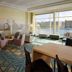 Отель Copenhagen Marriott Hotel Дания, Копенгаген - отзывы, цены и фото номеров - забронировать отель Copenhagen Marriott Hotel онлайн интерьер отеля