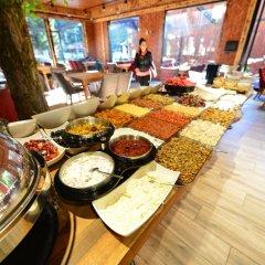 Отель Inan Kardesler Bungalow Motel питание фото 2