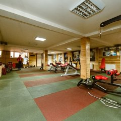 Отель City Code Spa спортивное сооружение