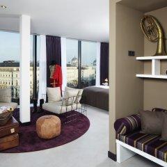 25hours Hotel beim MuseumsQuartier комната для гостей фото 5