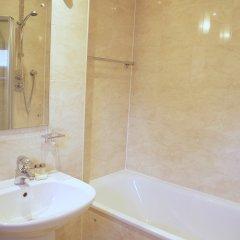 Отель Dreamhouse Holyrood Apartments Великобритания, Эдинбург - отзывы, цены и фото номеров - забронировать отель Dreamhouse Holyrood Apartments онлайн ванная