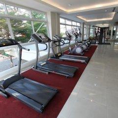 The Royal Bee Apart Hotel Бангкок фитнесс-зал