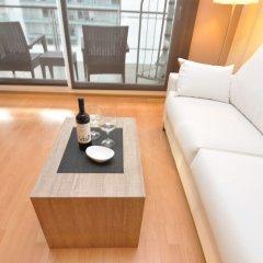 Отель Apartamentos Porto Mar Испания, Курорт Росес - отзывы, цены и фото номеров - забронировать отель Apartamentos Porto Mar онлайн удобства в номере фото 2