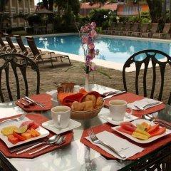 Hotel Villa Florida питание фото 2