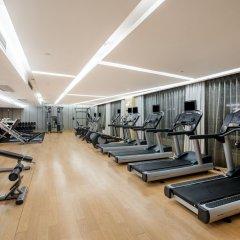 Отель Crowne Plaza Nanjing Jiangning фитнесс-зал фото 2