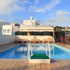 Отель Colina do Mar Португалия, Албуфейра - отзывы, цены и фото номеров - забронировать отель Colina do Mar онлайн бассейн фото 3